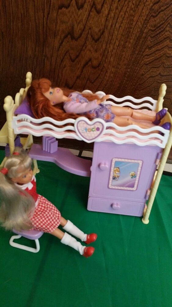 Chelsea Bunk Bed Barbie