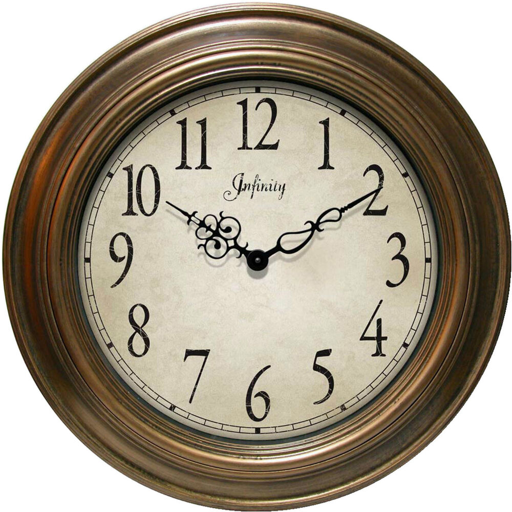 large wall clock home decor oversized big decorative traditional style furniture ebay