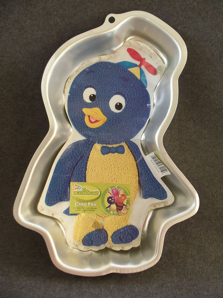 The Backyardigans Pablo Wilton Cake Pan 2105 7515 Nick
