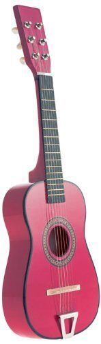 Star Kids Acoustic Toy Guitar 23 Inches Color Hot Pink | eBay