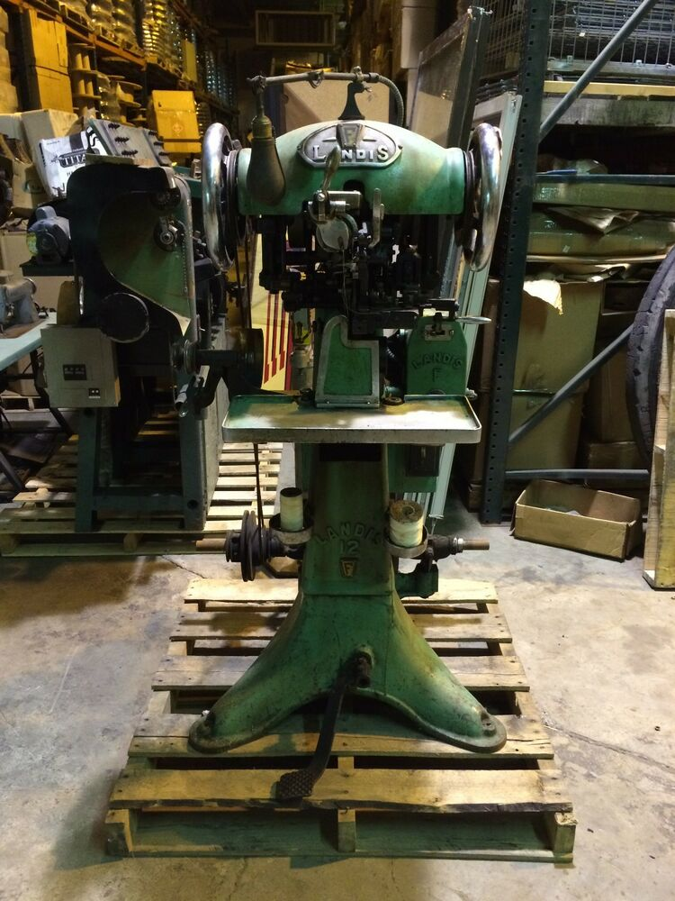 Shoe Machinery For Sale Uk