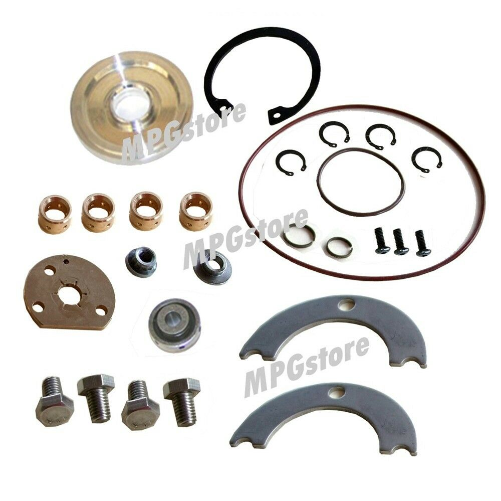 Garrett Turbocharger Rebuild Kits: Turbo Rebuild Kit For Garrett TA2501 Turbo JOHN DEERE
