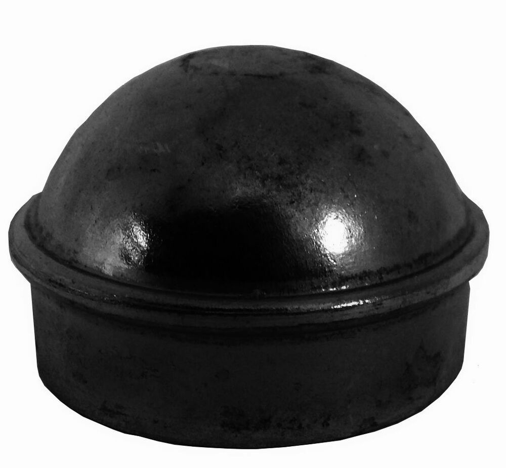 Chain link fence post cap round caps fit sizes