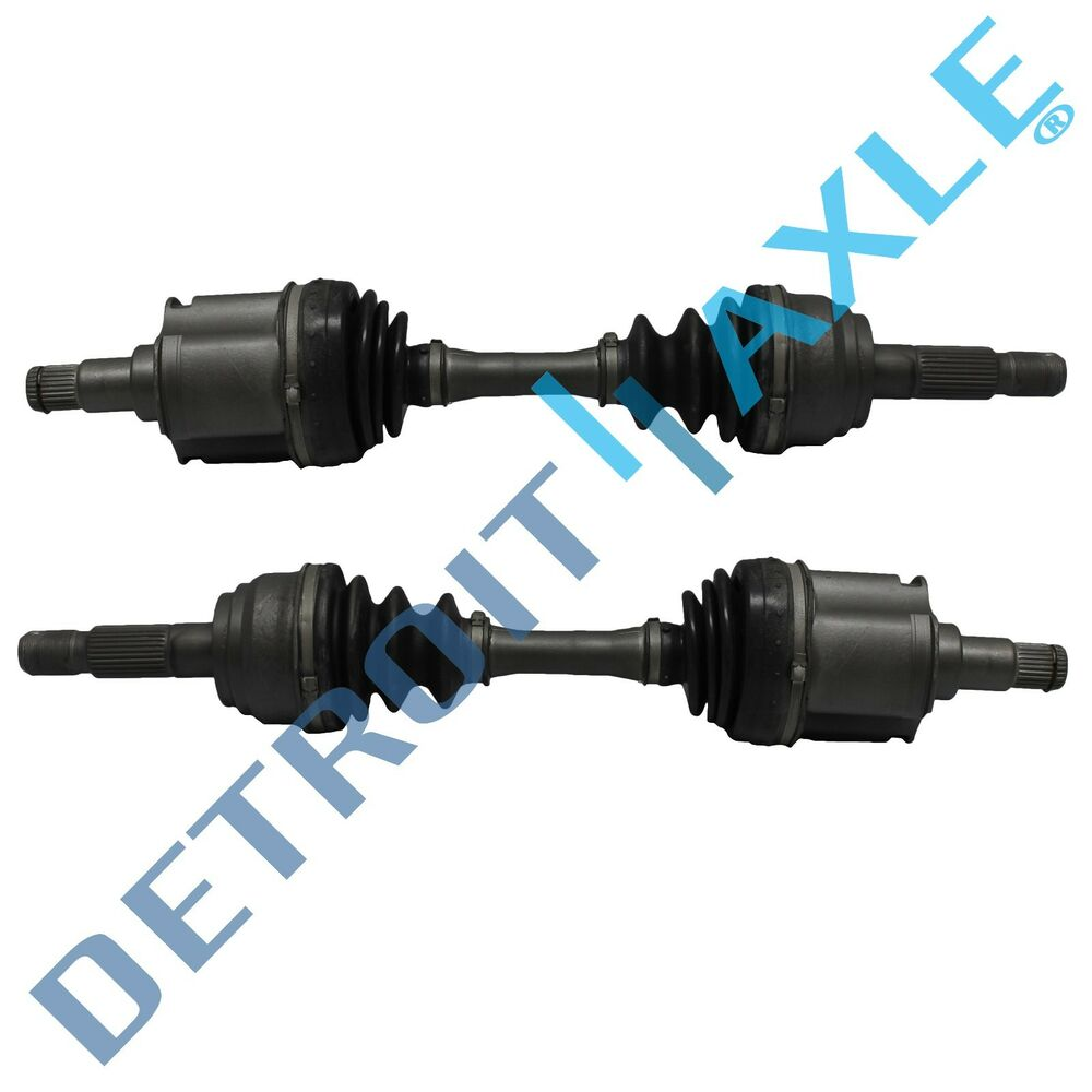 Auto Axle Shaft : Both toyota tacoma runner front cv axle drive