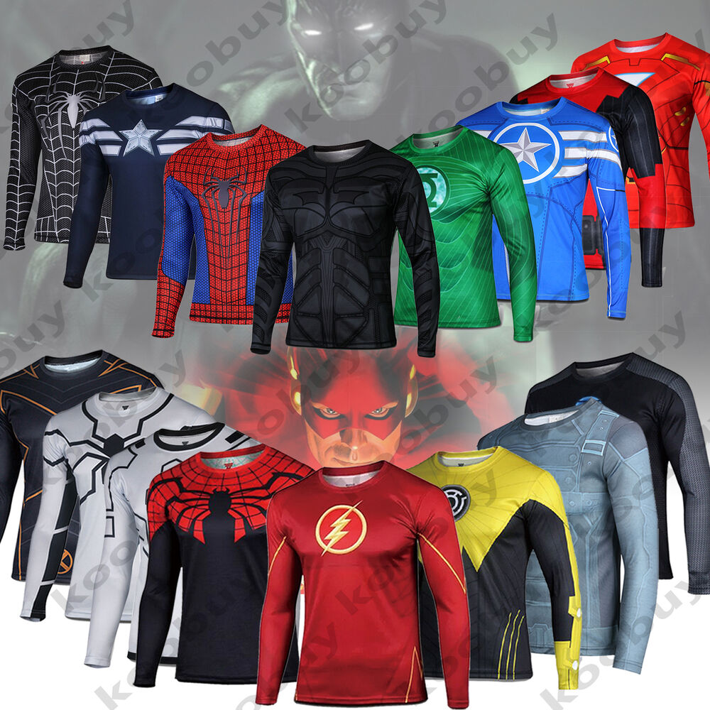 Marvel superhero avengers dealpool costume t shirt sports for Costume t shirts online