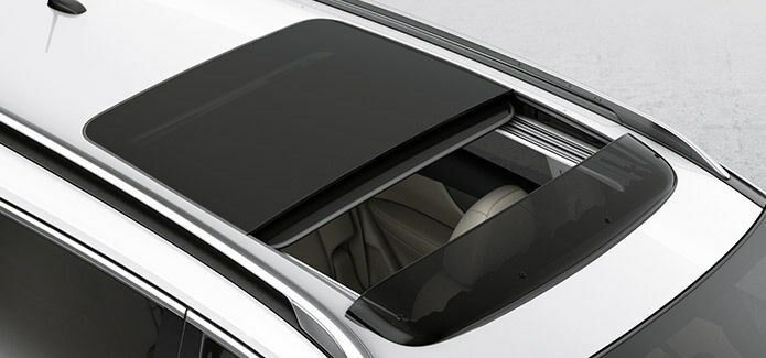 Nissan Rogue Sunroof Moonroof Wind Deflector 2014 2017