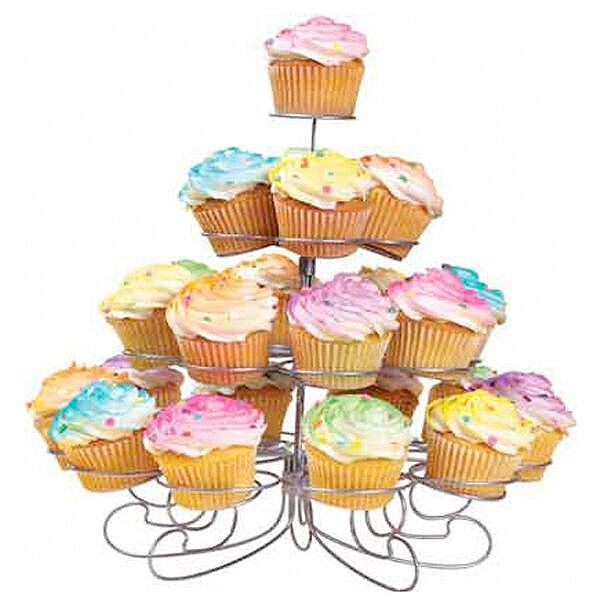 cup cake stand 4 tier wedding round birthday display party