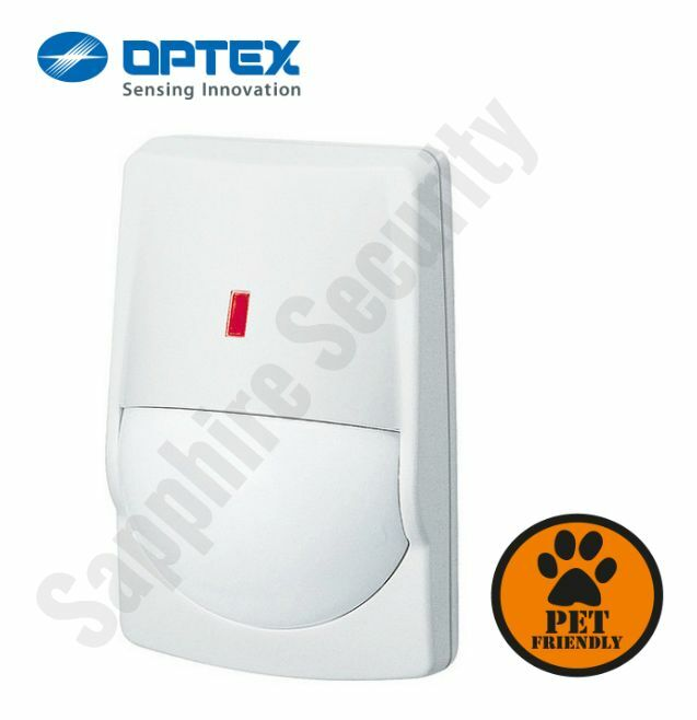 optex rx40pt pet immune quad zone pir motion detector. Black Bedroom Furniture Sets. Home Design Ideas
