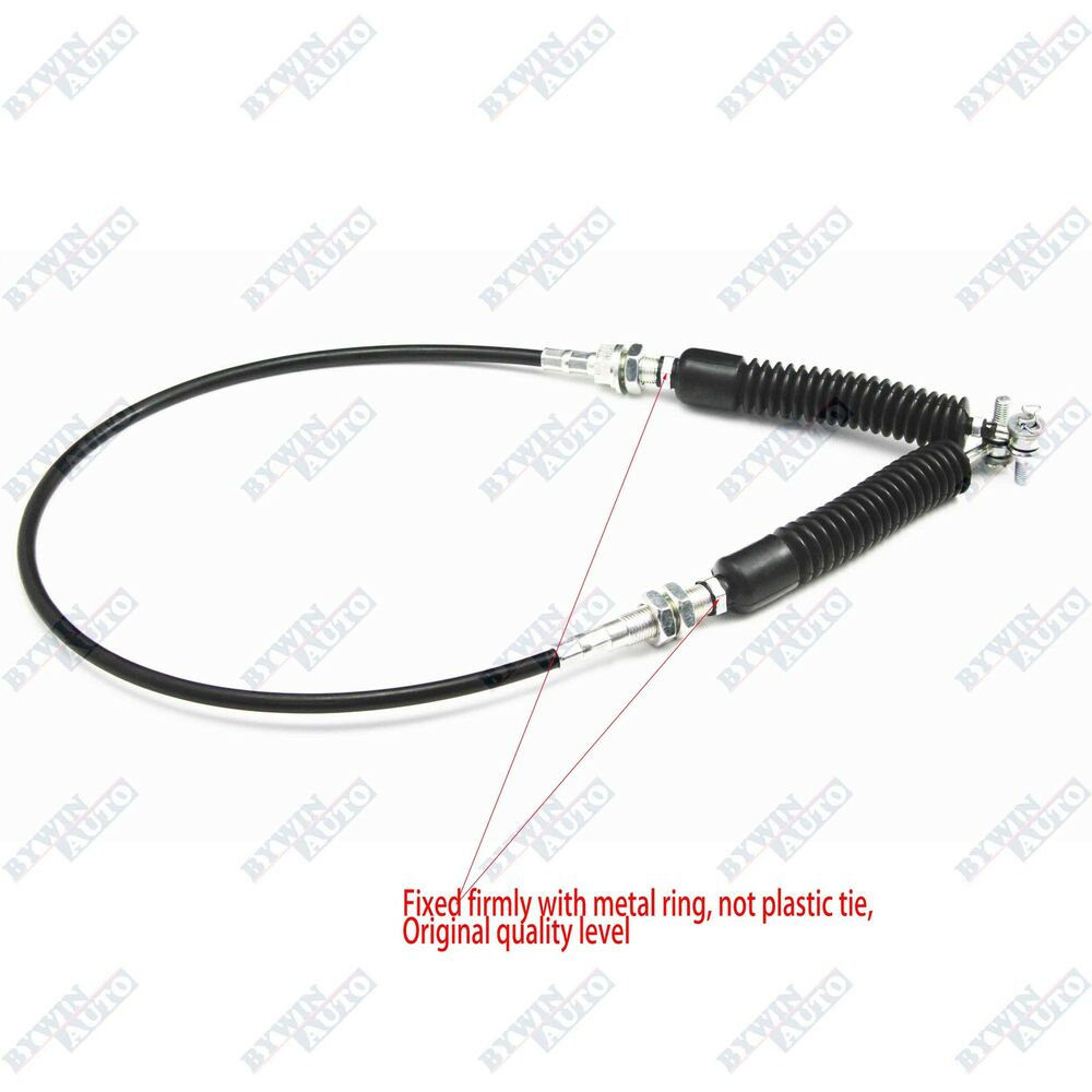gear shift control cable for polaris rzr 800 2008