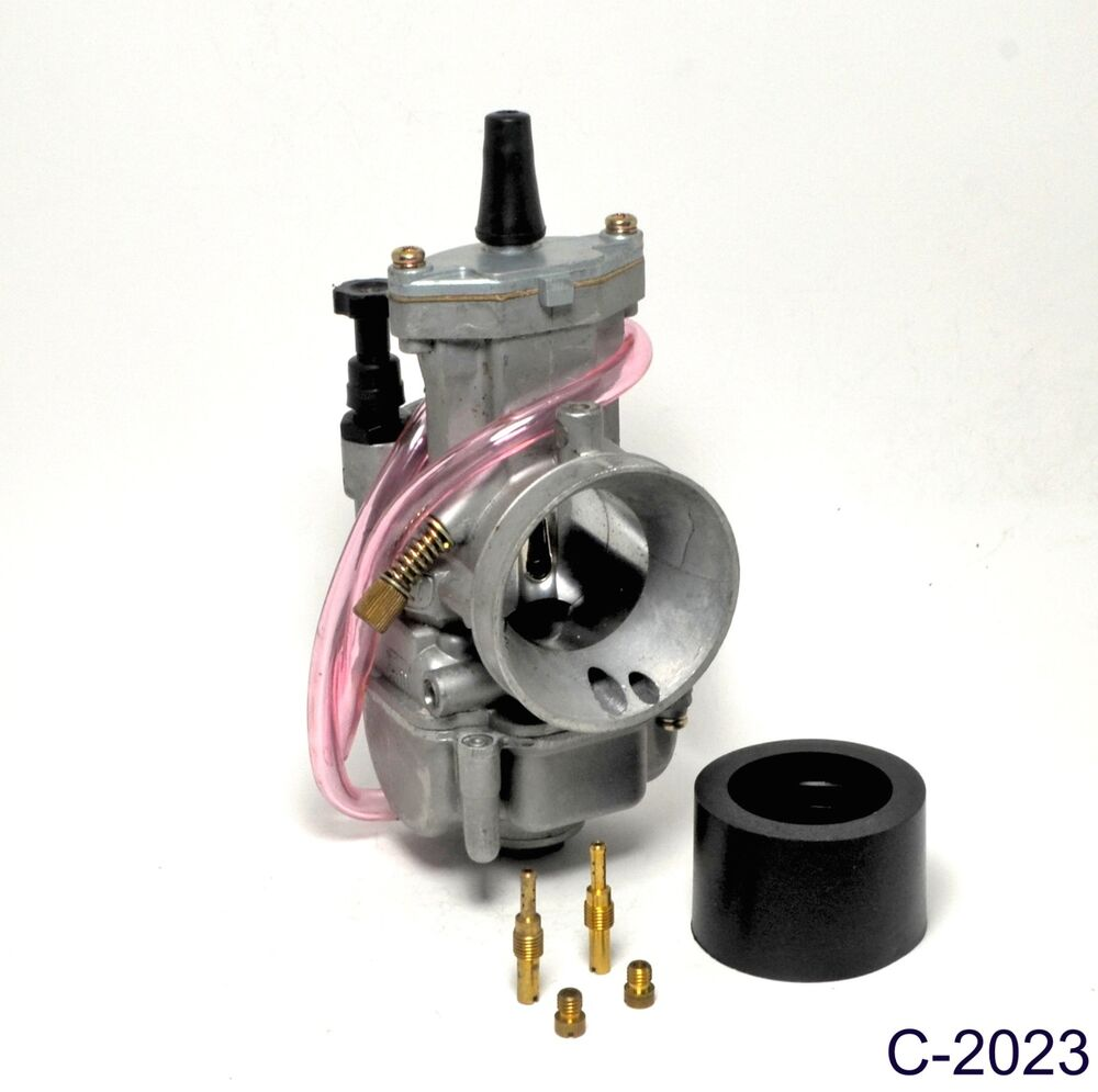 Dirt Bike Carburetor Parts : Mm carburetor for atv dirt bike go kart with cc