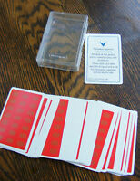 Parliament Cigarettes Playing Cards