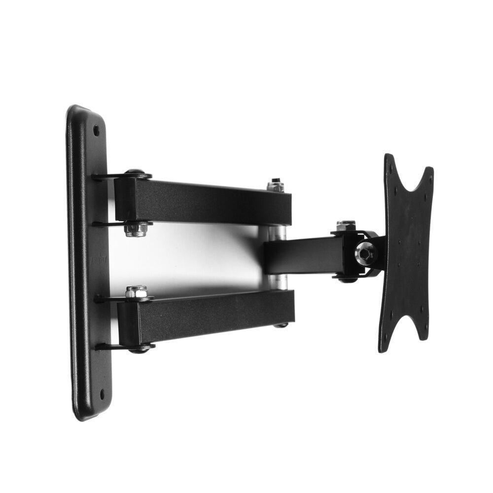 tv wall mount bracket for bush lg samsung 15 17 19 20 21 22 24 led lcd monitor ebay. Black Bedroom Furniture Sets. Home Design Ideas