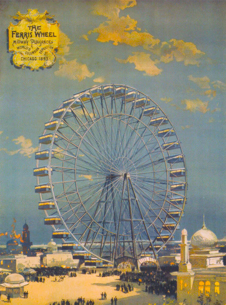 the 1893 worlds fair essay Essay on midway plaisance at the 1893 world's columbian exposition in chicago, illinois created as a final assignment in world's fairs: social and architectural history, honr 219f, spring 2001 essays on the material culture of the world's fairs.