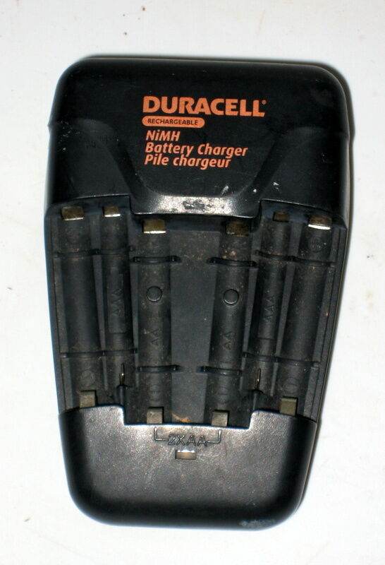 duracell cef14n rechargeable nimh class 2 battery charger. Black Bedroom Furniture Sets. Home Design Ideas