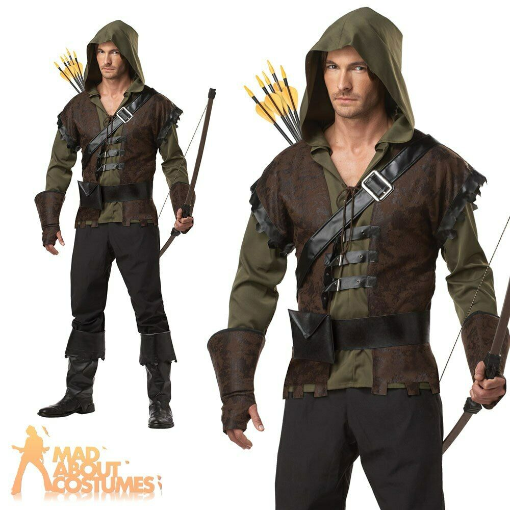 Medieval archery clothing