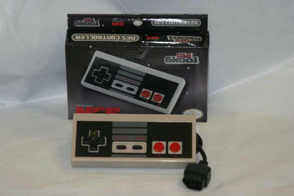 Old Skool NES Classic Controller for Nintendo ...