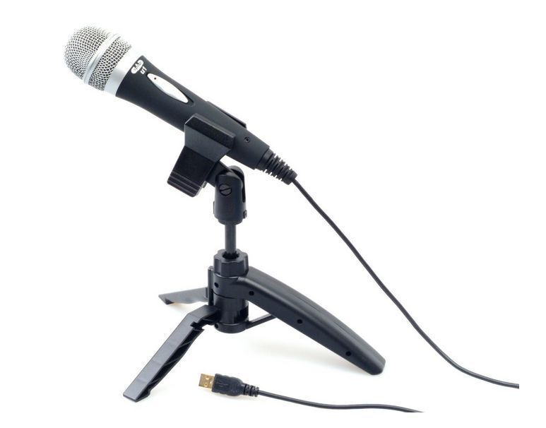 Recording Microphone Dynamic Sounds Mic USB Computer Mic ...