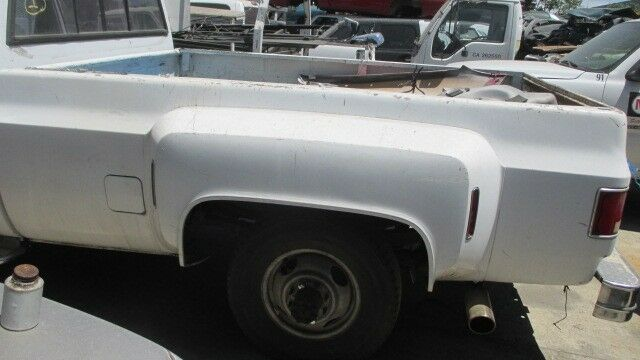 Gmc Truck Beds For Sale >> 1991 CHEVY SILVERADO BED PICKUP DUALLY SQUARE BODY BED | eBay