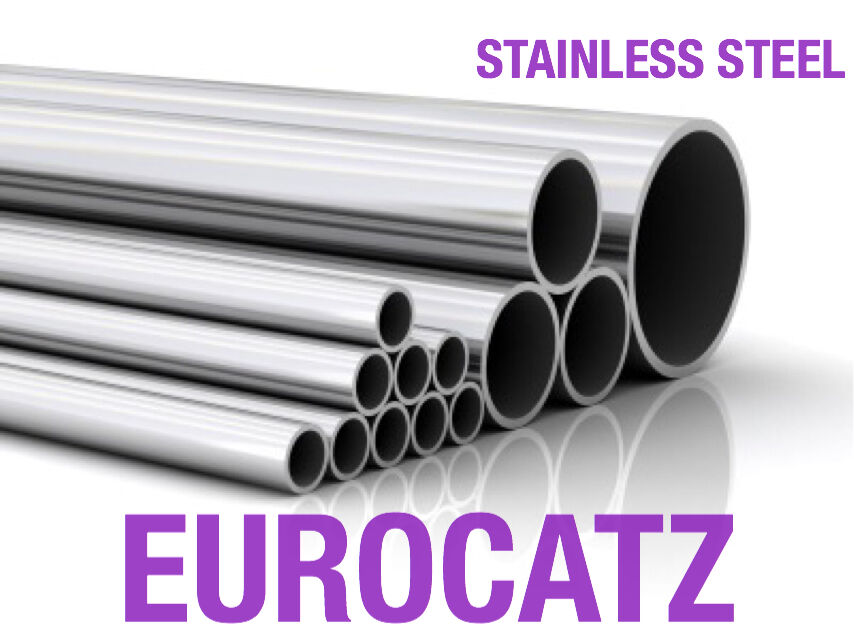 Bright mirror polished stainless steel tube pipe