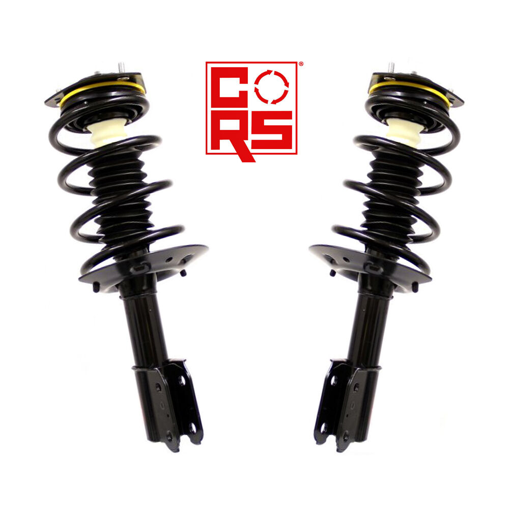 2002 Honda Accord Struts IMPALA SS INTRIGUE FRONT QUICK COMPLETE STRUTS ASSEMBLY & COIL SPRINGS ...