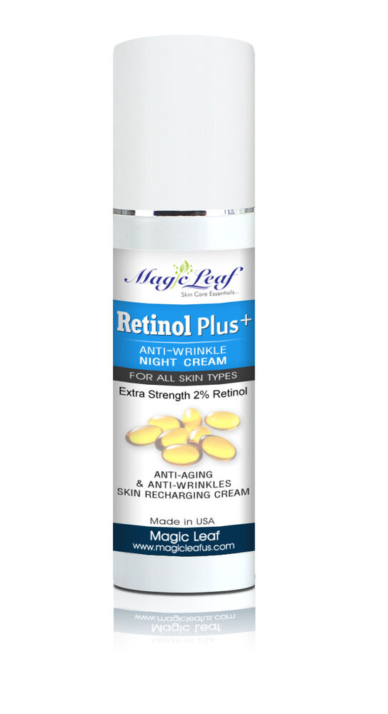 NEW STRONG RETINOL 2% - ANTI WRINKLE HYDRATING FACIAL