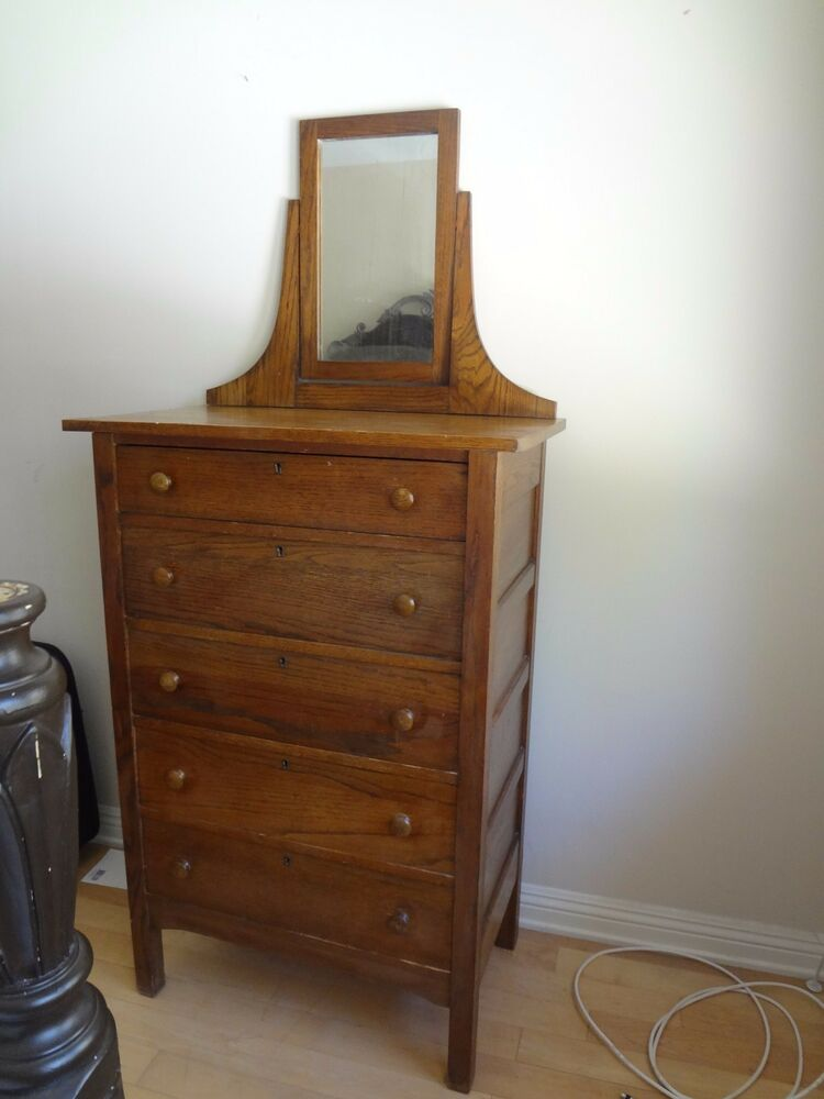 161804184517 on Quarter Sawn Oak Dresser