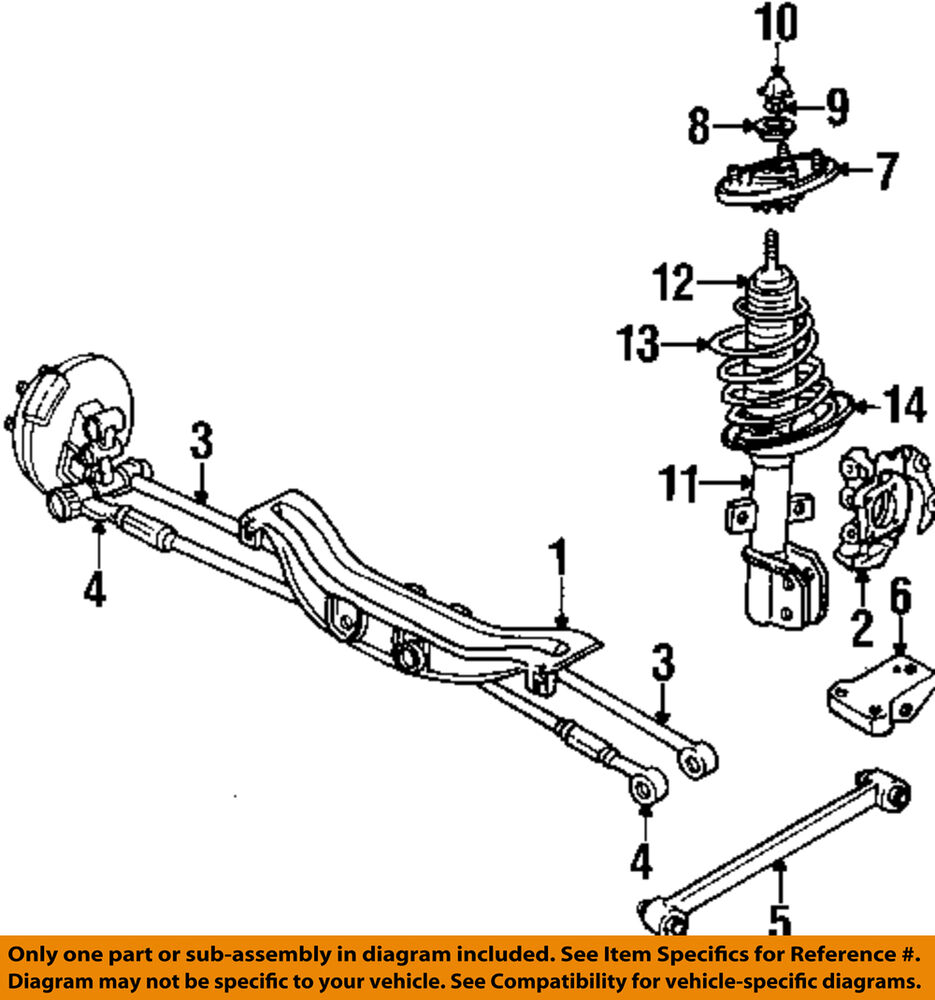 jeep grand cherokee rear suspension diagram 2000 grand prix rear suspension diagram #1