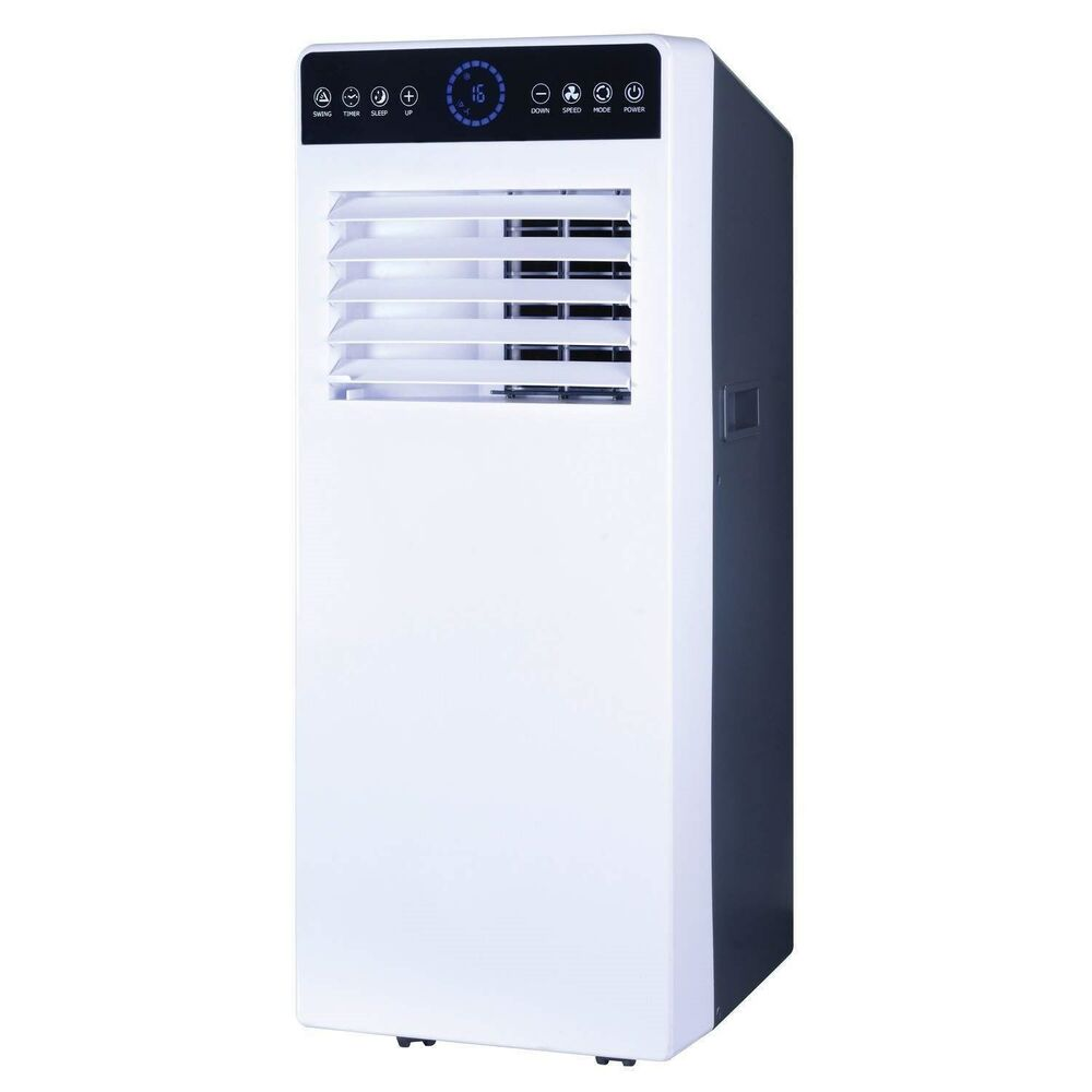 12,000BTU Portable Air Conditioner Mobile Air Conditioning Unit with Heat Pump | eBay