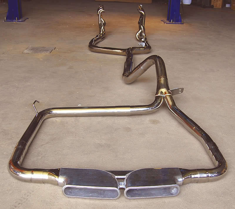 93 97 Camaro New Catback Exhaust Headers Ypipe Cme