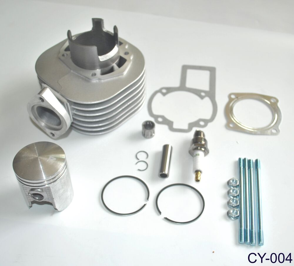 for suzuki lt80 80 cylinder piston kit rings gaskets pin top end set 1987 2006 ebay. Black Bedroom Furniture Sets. Home Design Ideas