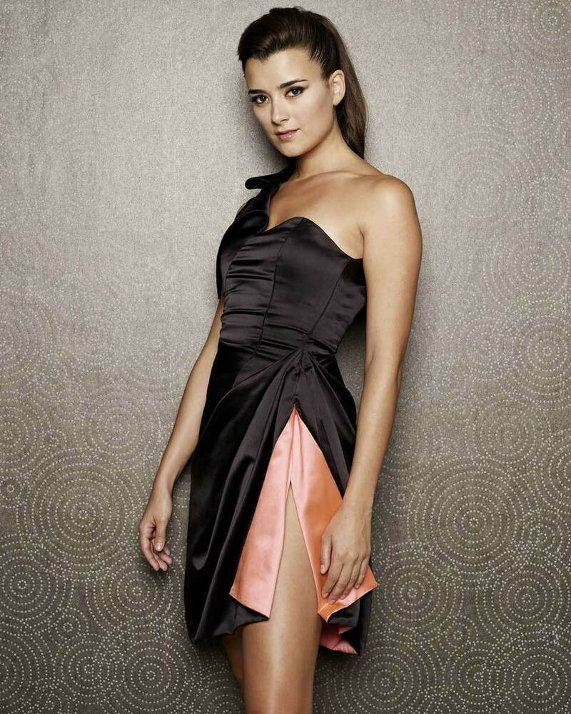 cote de pablo ncis 8x10 photo 003 ebay. Black Bedroom Furniture Sets. Home Design Ideas