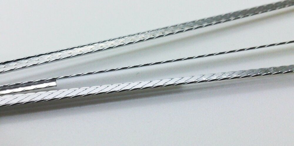 Flat Steel Cable : Flat strand soft dental retainer fixation and retention