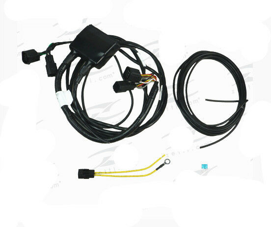 Towbar Direct Fit Wiring Harness Ecu Module Ford Ranger