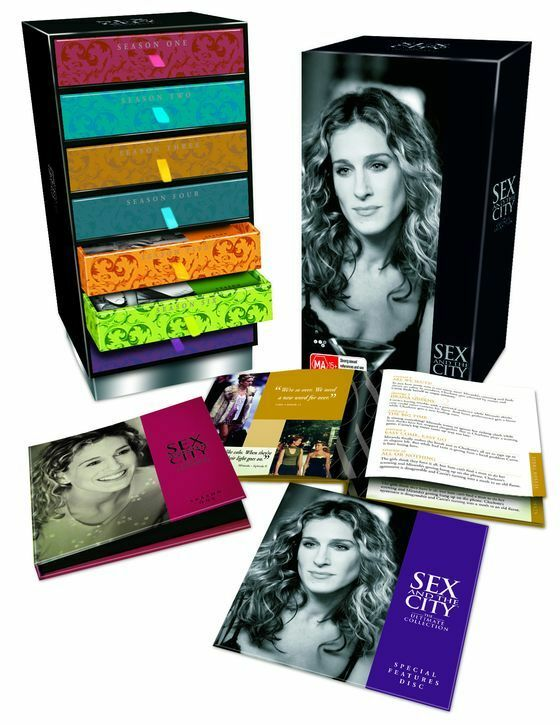 Sex And The City Dvd Boxset 26