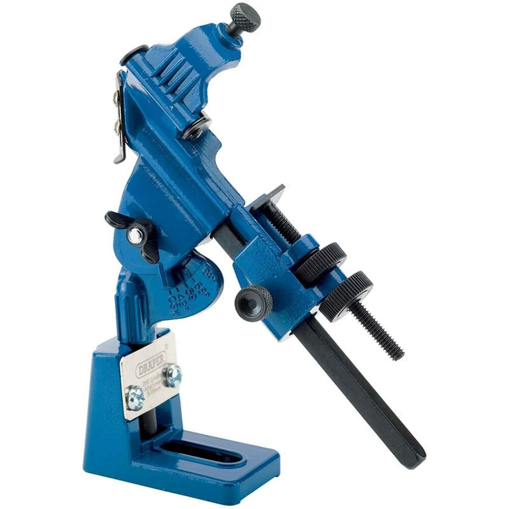 Draper Drill Bit Grinding Sharpening Attachment For Use