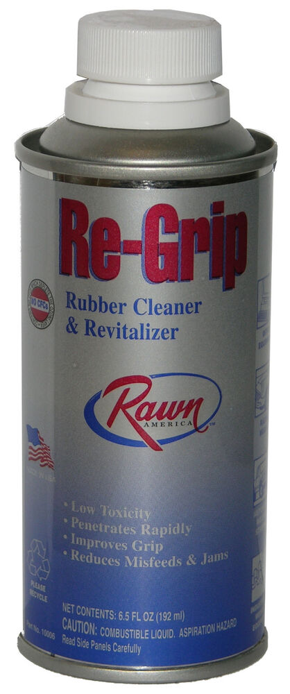 Rawn 10006 Re Grip Rubber Revitalizer Cleaner Bill