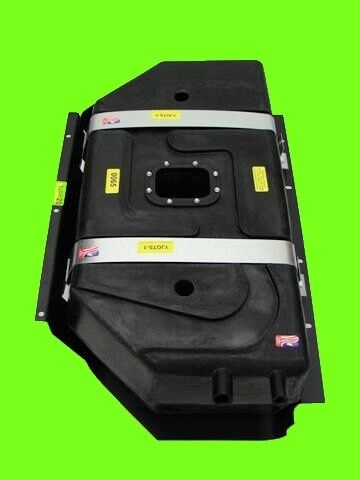 S L on Jeep Wrangler Yj Fuel Tank