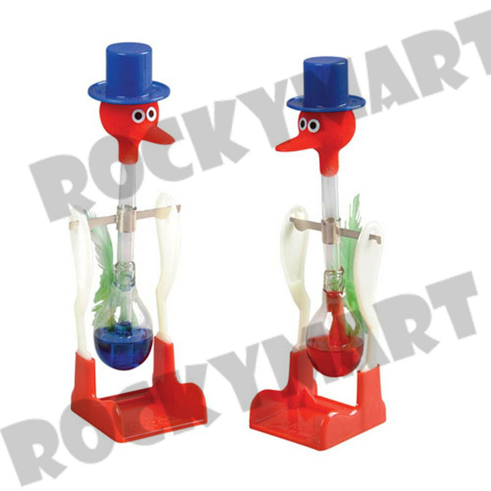 drinking bird toy how to make