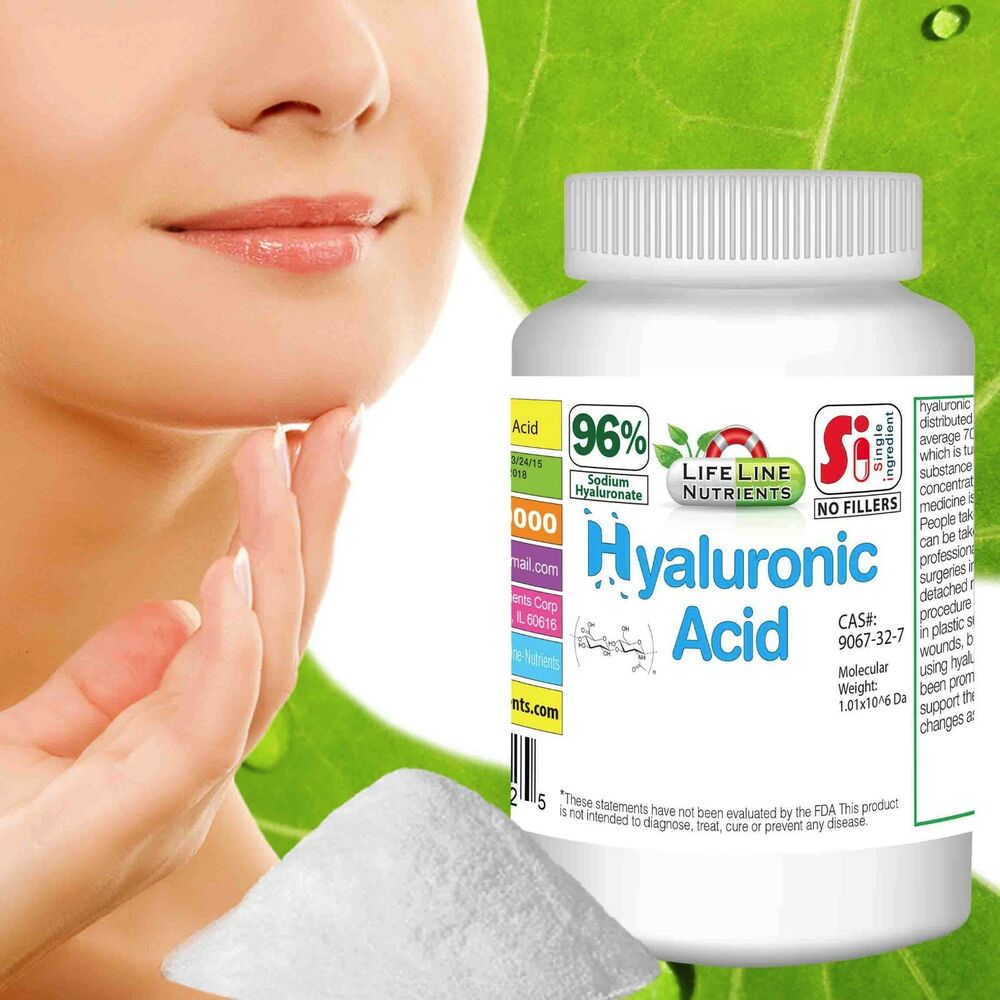how to make hyaluronic acid powder at home