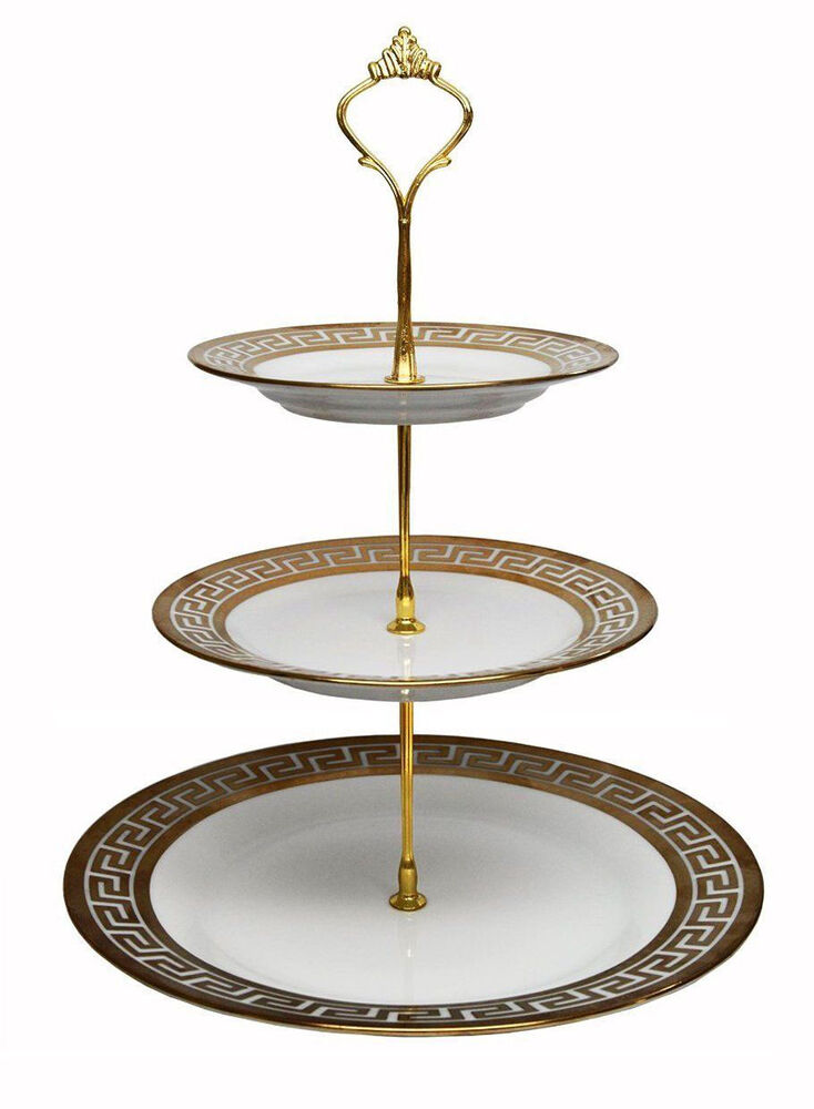 Inch Cake Stand Tier Cheesecake