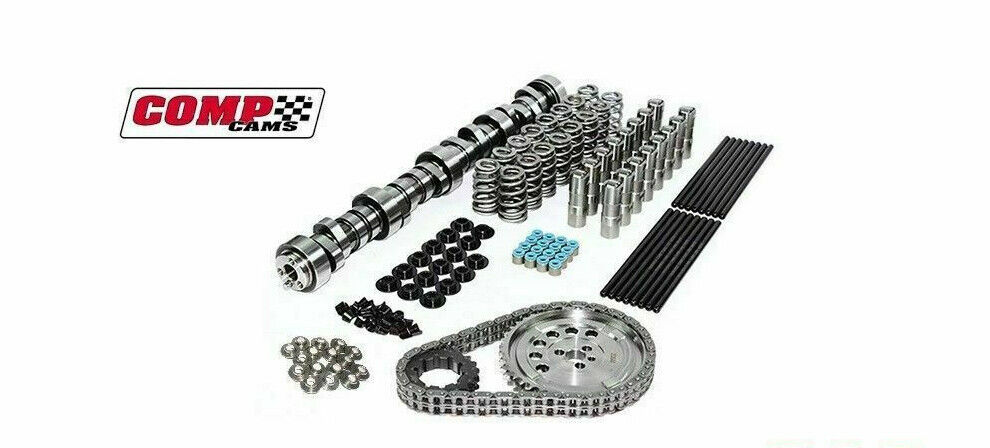 Chevy Ls6 Camshaft: COMP CAMS LSR 624/624 LIFT GM LS LS1 LS2 4.8 5.3 6.0 6.2