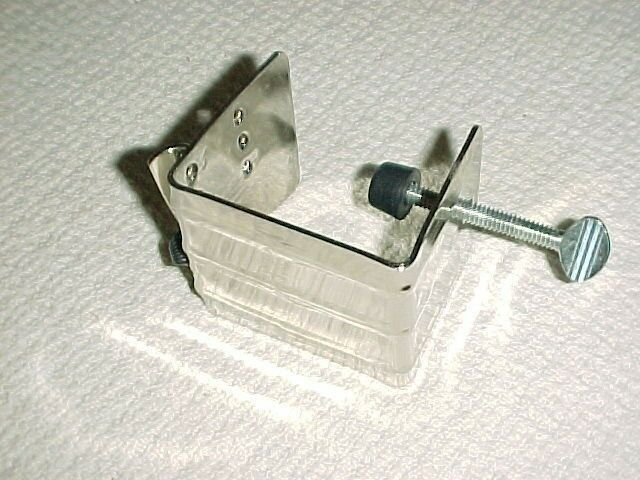 Braid Aid Klamp Table Clamp For Braiding Rugs Rugmaking
