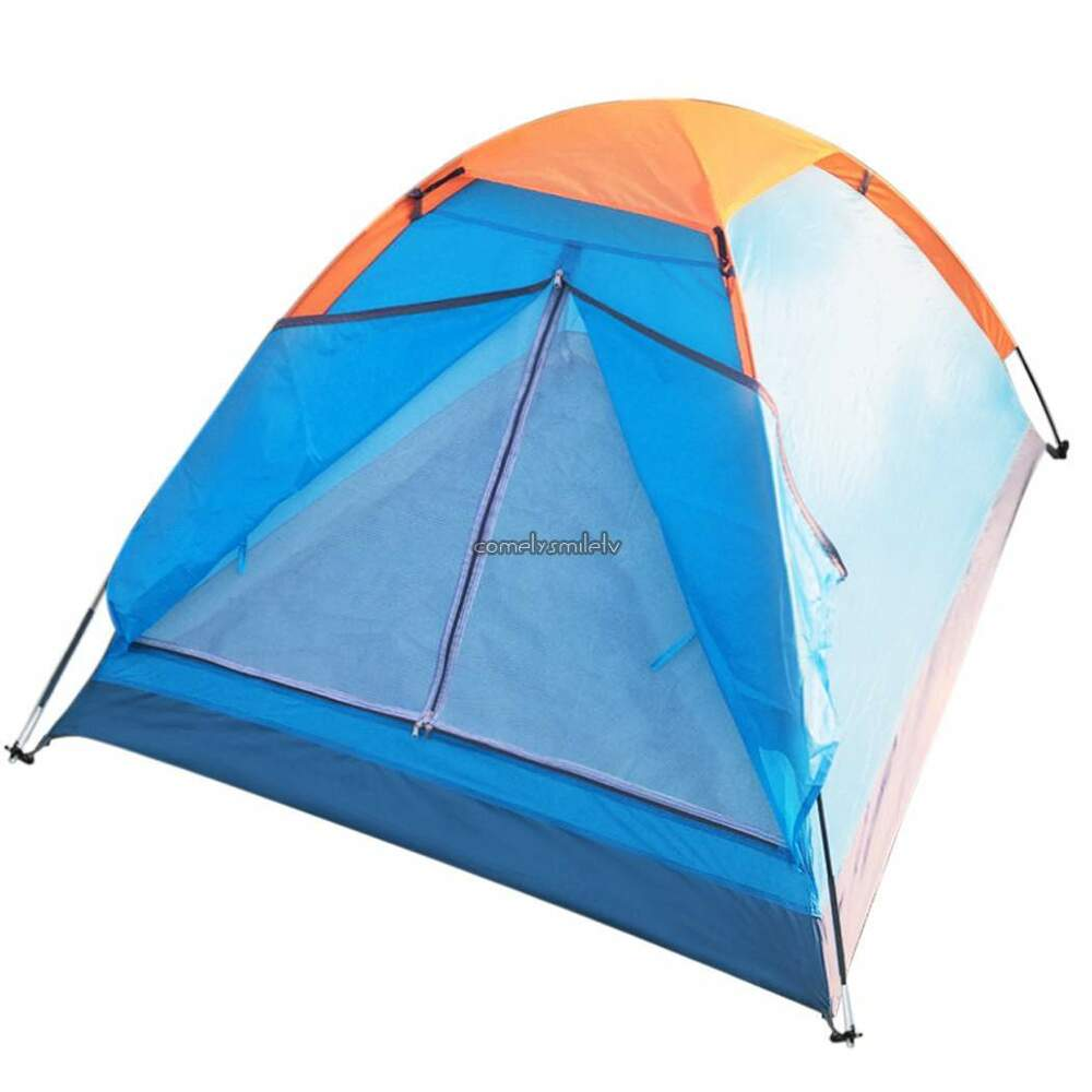 Waterproof Pop Up Shelter : Outdoor waterproof portable pop up hiking camping tent for