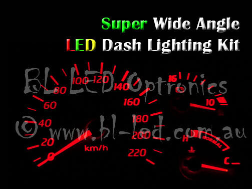 Astonishing Red Led Dash Light Kit For Nissan Silvia 180Sx S13 S14 Ebay Wiring Cloud Hisonuggs Outletorg