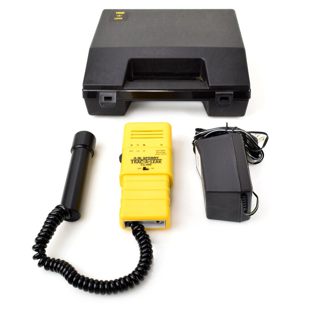A W Sperry Cg 600 Combustible Gas Leak Detector Ebay