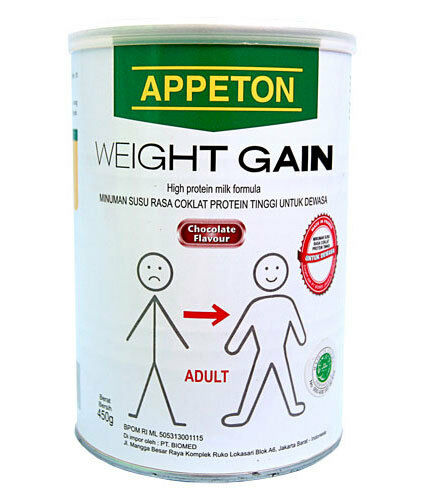New Milk Powder Appeton Weight Gain Adult Chocolate Flavor