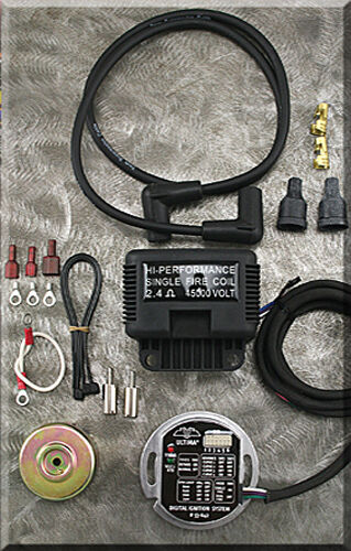 Programmable Single Fire Ignition System Ultima Ignition