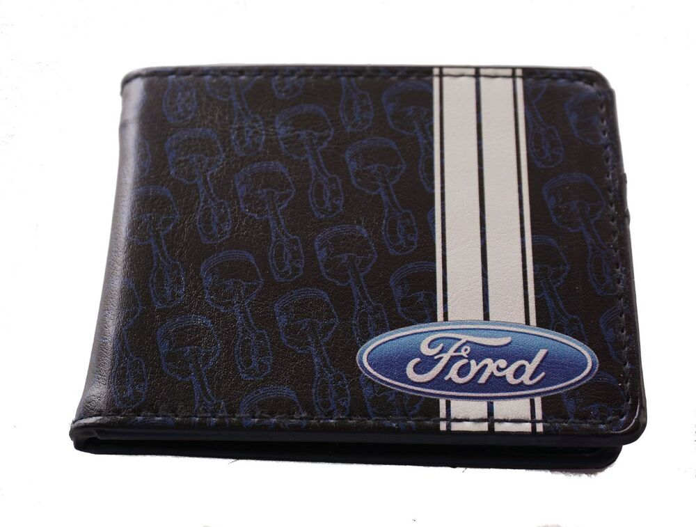FORD BIFOLD MENS STYLE WALLET 3 STYLES TO CHOOSE FROM