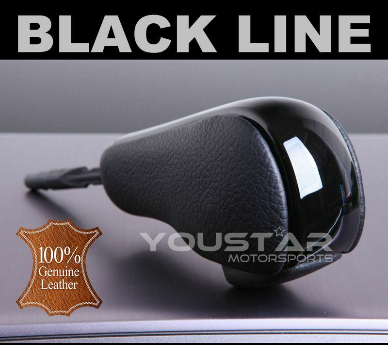Individual Piano Black Auto Shift Knob Bmw E46 E60 E39 E36