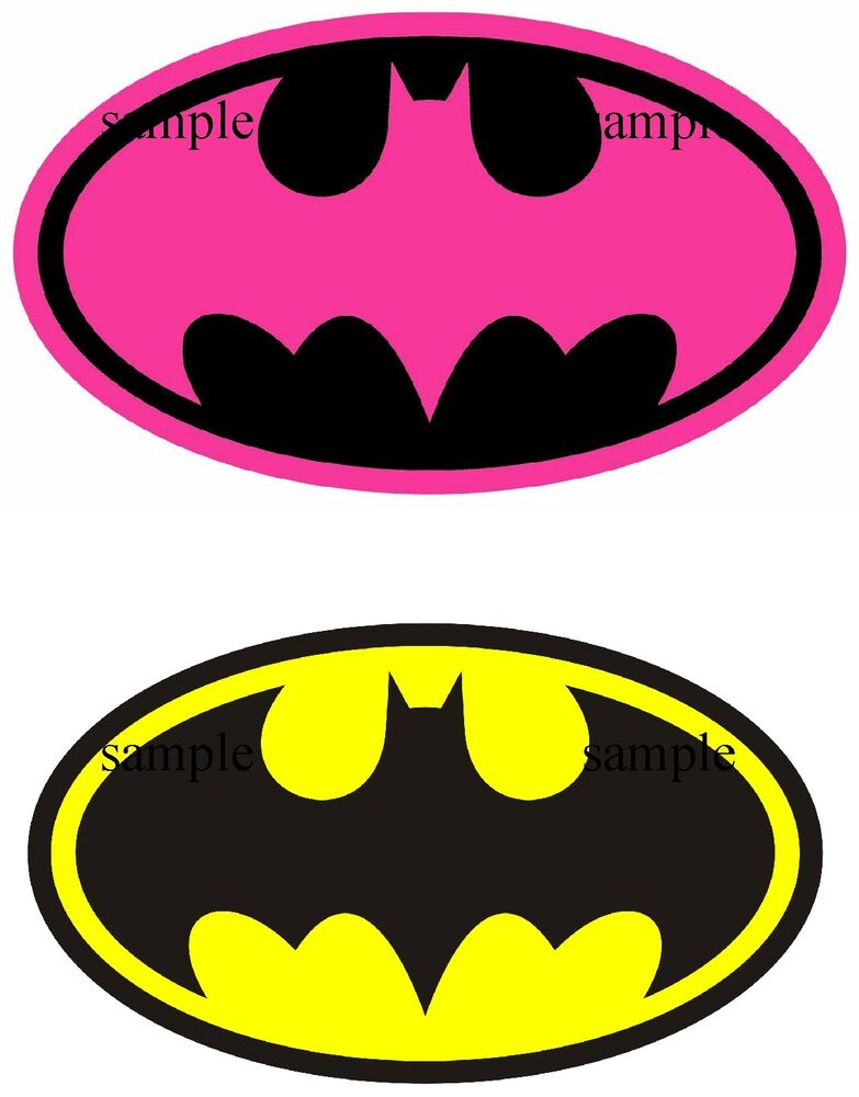 photo relating to Batgirl Logo Printable identified as Batgirl brand printable -